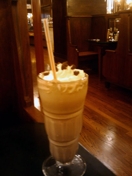 Diana's Chocolate Shake