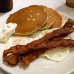 The Pancake Pantry Bacon & Eggs