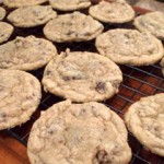 Chocolate Chip Cookies with Hershey's Assorted Miniatures