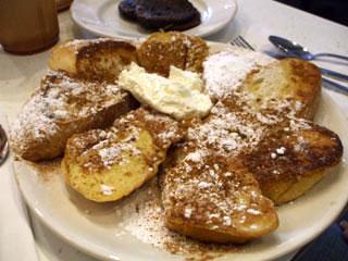 The Pancake Pantry French Toast