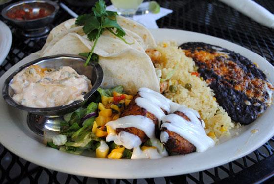 La Paz Fish Tacos