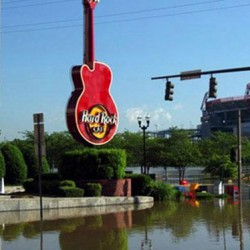 Nashville Flood, May 2010