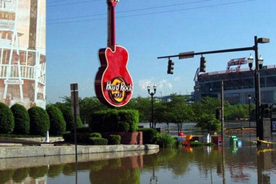 Nashville Flood, May 2010