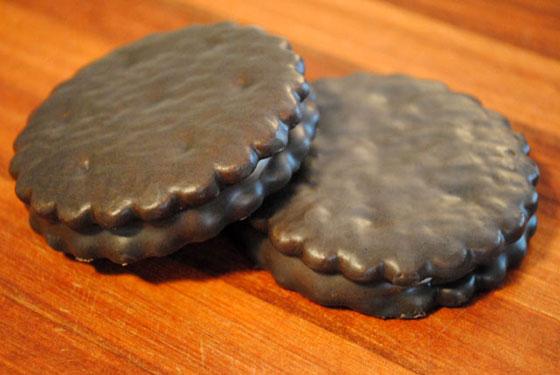 Mint Moon Pie Crunch