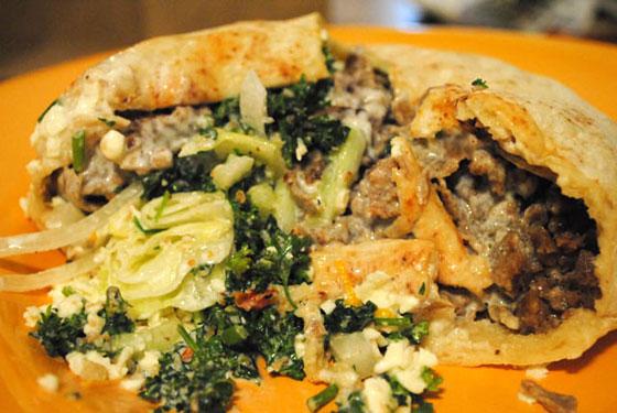 Sam's Kabab Gyro