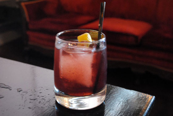 Holland House Black Lemon Old-Fashioned