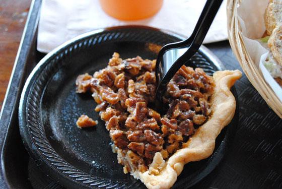 Merridee's Breadbasket Pecan Pie