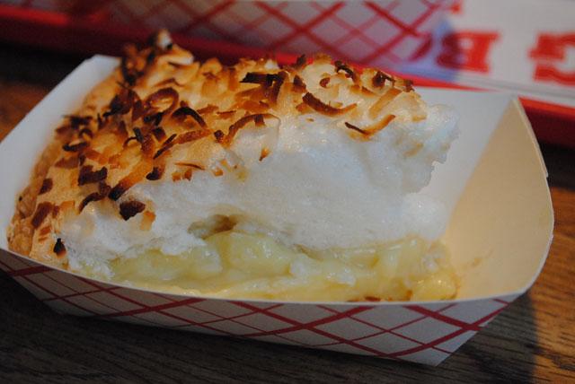 Big Bob Gibson's Coconut Pie