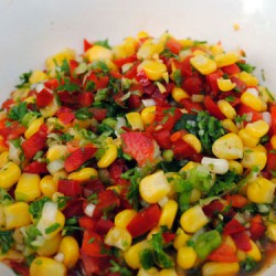 Crunchy Corn Relish