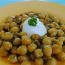 Chickpea Curry with Cashews