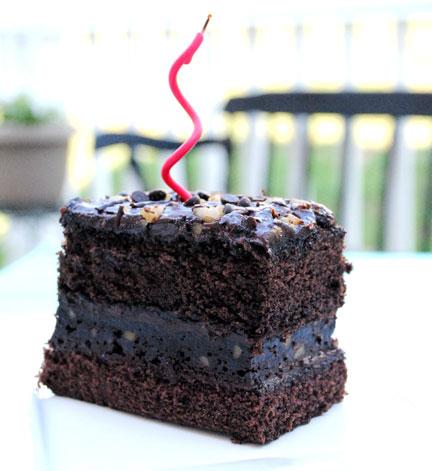 Publix Chocolate Overload Cake