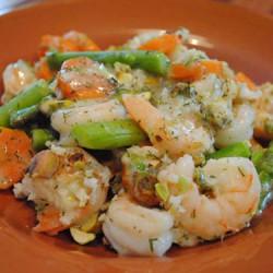 Creamy Shrimp Casserole