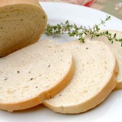 Mediterranean Herbed Bread