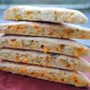 Cheddar Cornmeal Scones
