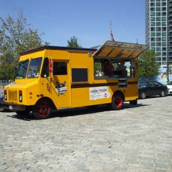 Wafels and Dinges Truck
