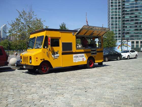 Wafels and Dinges Truck