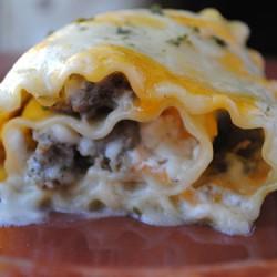 Lasagna Blanca
