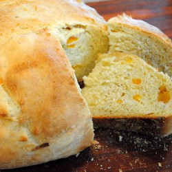 Rosemary Apricot Bread