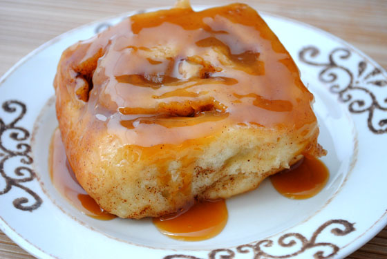 Apple Sticky Buns
