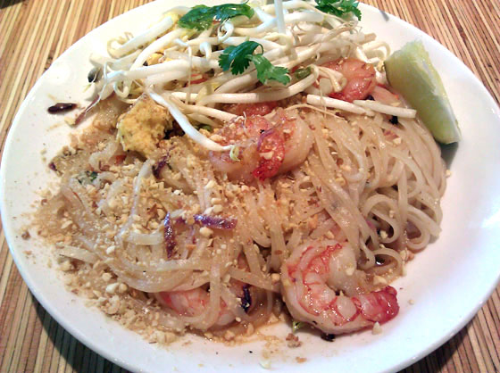 Noodles & Company Pad Thai