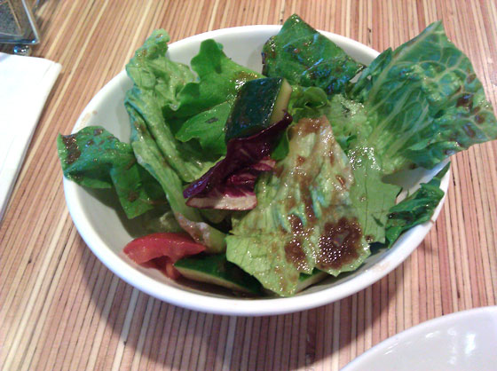 Noodles & Company House Side Salad