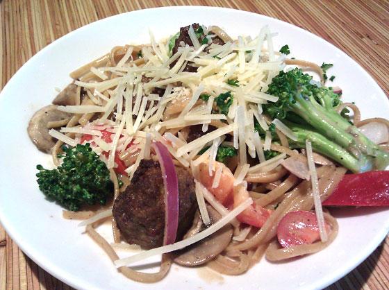Noodles & Company Whole Grain Tuscan Linguine