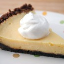 Gingered Lemon Icebox Pie