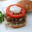 Lamb & Bulgur Burger