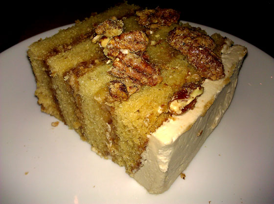 Root Beer Layer Cake