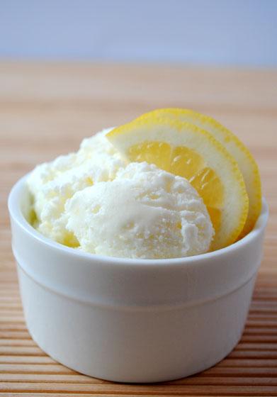 Super Lemon Ice Cream