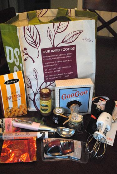 Food Blog Forum Swag Bag