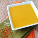 Spiced Apple Butternut Soup