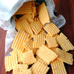 Norwood Cheese Straws