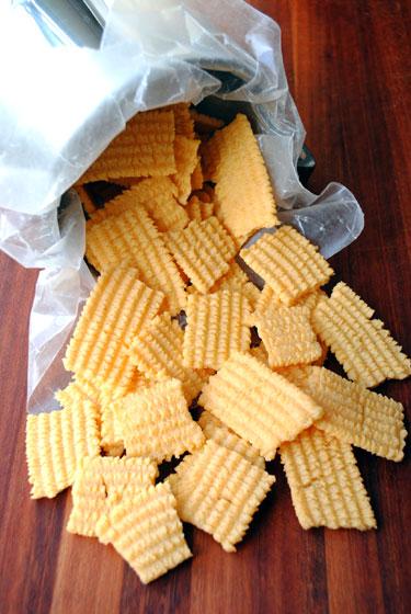 Norwood Cheese Straws