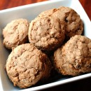 Chocolate Malt Cookies
