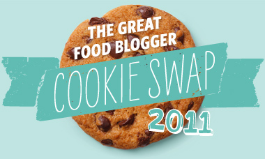 2011 Food Blogger Cookie Swap