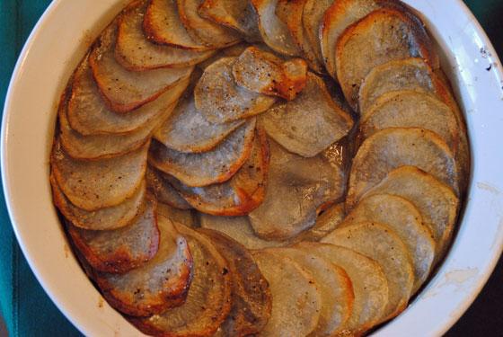Braised Ribs, Stout, and Potato Pot Pie