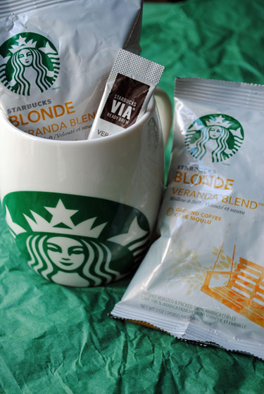 Starbucks Blonde Roast Veranda Blend