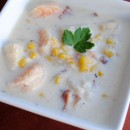 Corn & Shrimp Chowder
