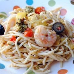 Italian Shrimp Stir-Fry