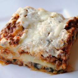 Quick Fix Lasagna