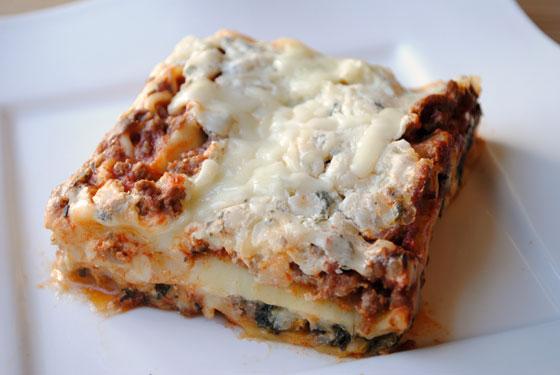 Quick Fix Lasagna