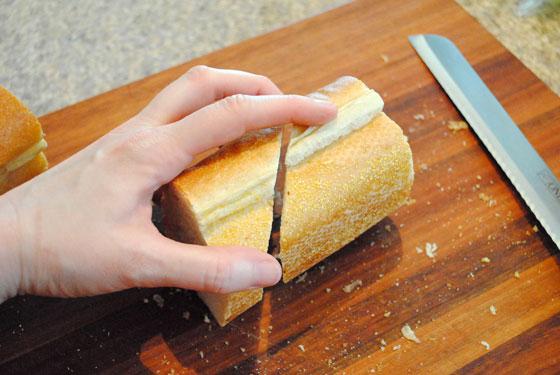 Baguette Step 2