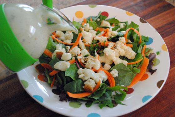 Shaker and Salad