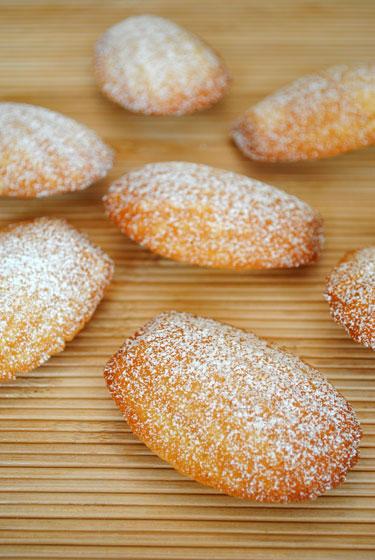Vanilla Madeleines Recipes — Dishmaps