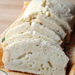 Four Flavor Sour Cream Pound Cake