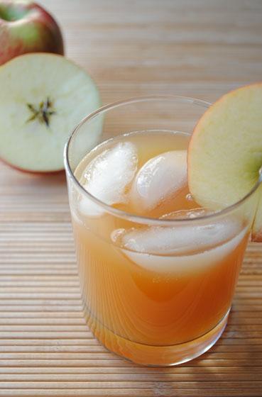 Ginger Cider Bourbon