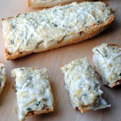 Artichoke Bread   So, How's It Taste?