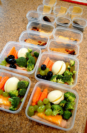Fun Healthy Lunches | So, How's It Taste?