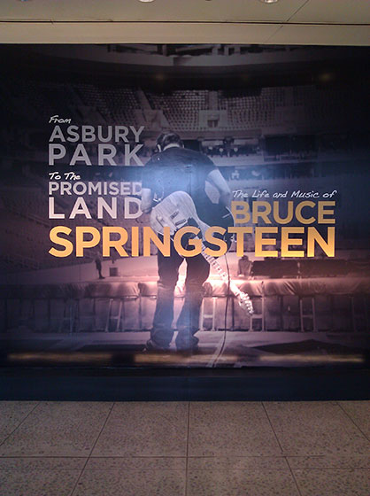 National Constitution Center Bruce Springsteen